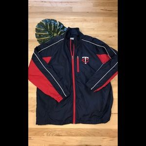 GUC Large Minnesota Twins Light Jacket